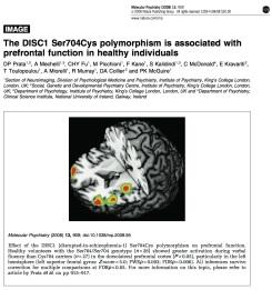 Molecular Psychiatry