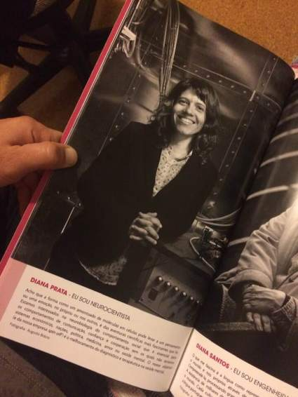 women in science ciencia viva book